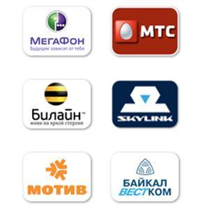 Операторы сотовой связи Назарово