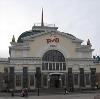 Железнодорожные вокзалы в Назарово