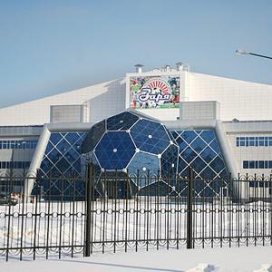 Спортивные комплексы Назарово